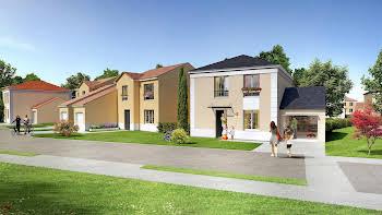 Maison 4 pièces 91,52 m2