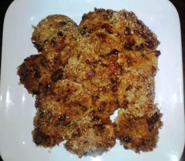Carolina Barbecue Chicken Croquettes