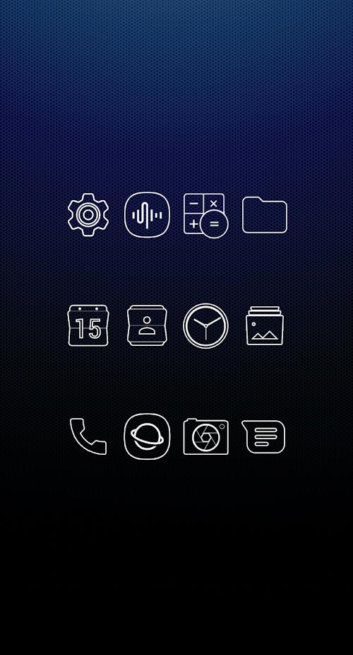 Screenshot 2 Fila - Icon Pack 5.0.2 APK PAID