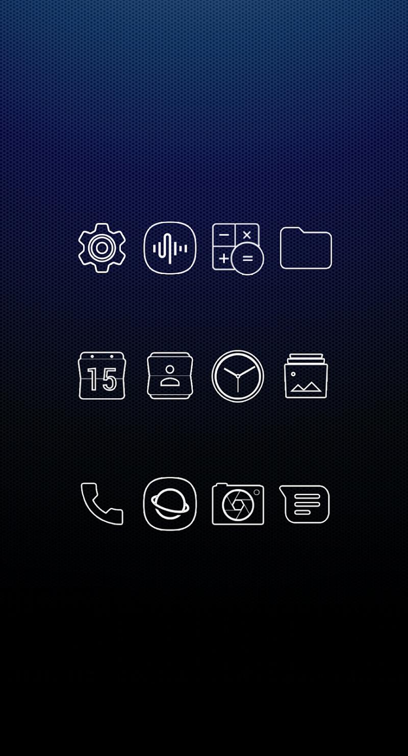 Fila - Icon Pack Screenshot 1