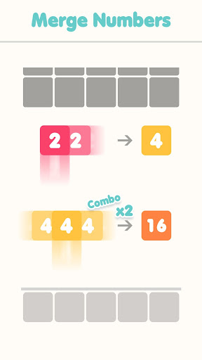 Shoot 2048 - reinvention of the classic puzzle 1.2.4 screenshots 2