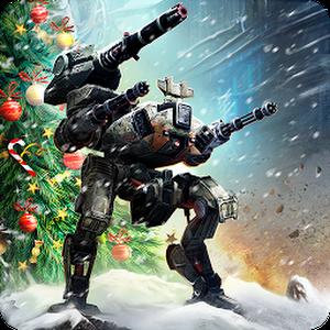 Download Walking War Robots v1.2.2 APK + DATA Obb - Jogos Android