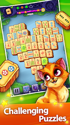 Mahjong Treasure Quest APK screenshot thumbnail 1