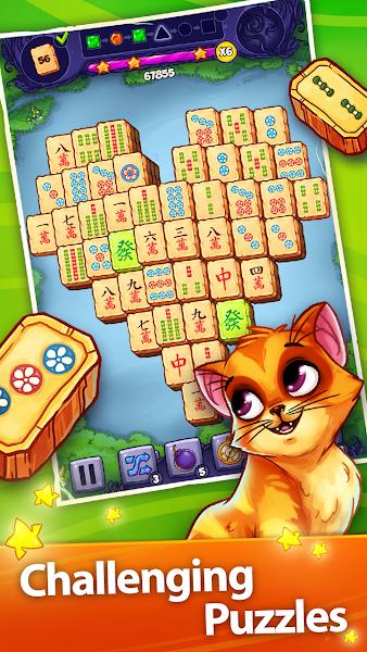 Mahjong Treasure Quest v2.14 (Mod)