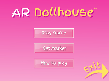 AR Dollhouse - Augmented Reality Game for Children- screenshot thumbnail