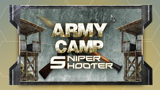 Army camp sniper shooter