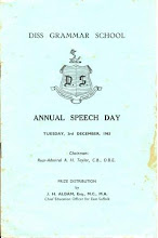 Photo: Speech Day 3rd Dec 1963 (cover)