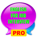 English for Job Interview PRO icon