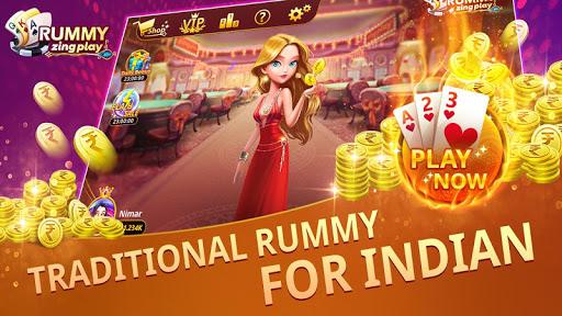 Rummy ZingPlay! Free Online Card Game 0.0.22 screenshots 1