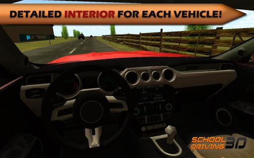 School Driving 3D screenshot 4