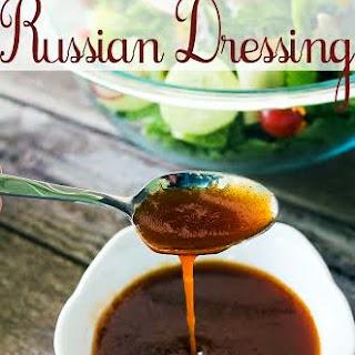 Russian Salad Dressing