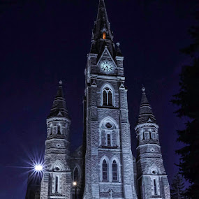 Oh Holy night by Tracy Riedel-Dorsch - Buildings & Architecture Places of Worship ( building, catholic, st.peters, churches, cathedral, architecture, interior, worship,  )