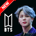 BTS Jimin Live Wallpaper - Full HD & 4K Photos icon