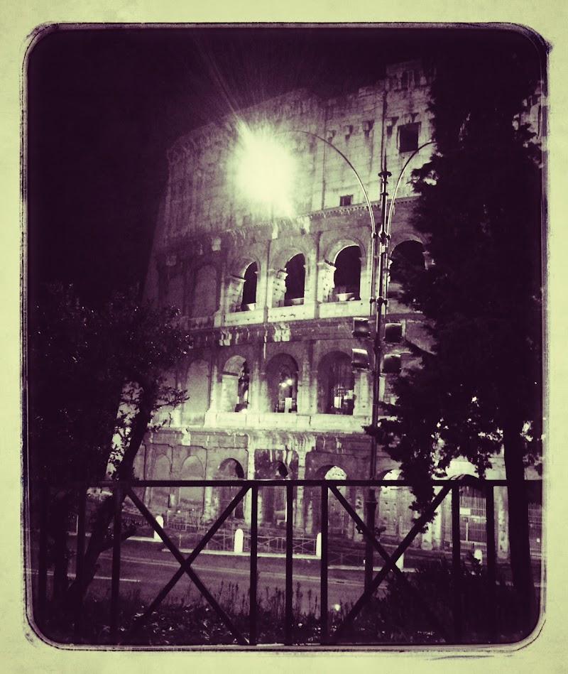 Gita a Roma  di Alessandro Ibba