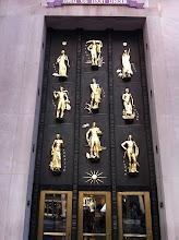 Photo: Rockefeller Center Doors