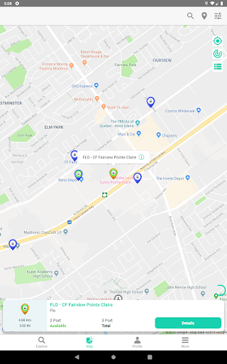 ChargeHub - Find EV & Tesla Charging Stations screenshots 11