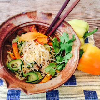 Farm2Table Veggie Noodle Bowl