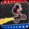 Moto acrobatiche icon