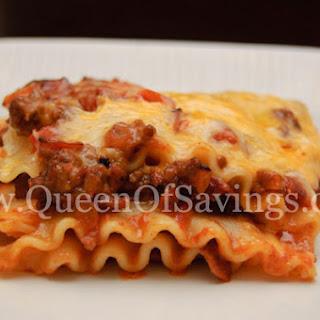 Bacon Lasagna Recipes