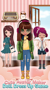 Cute Avatar Maker – Create your own Character 6