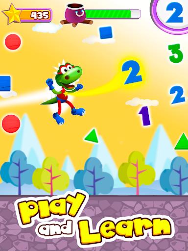 Preschool basic skills, shapes Screenshot