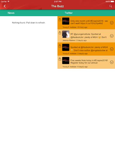 Enspire Screenshot