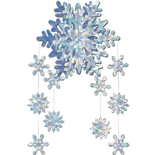 Snowflake Decorating Ideas  sc 1 st  Party Cheap & Snowflake Party and Frozen Winter Party Decorations - PartyCheap