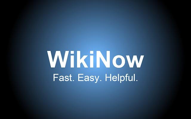 WikiNow - your fast Wikipedia explorer.