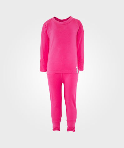 Geggamoja Tvådelad Pyjamas Cerise
