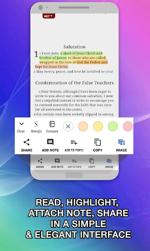 Tigrigna Bible free 1.3.0 screenshots 2
