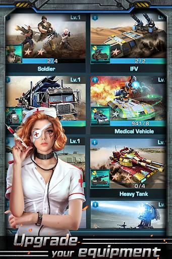 Glory of War - Mobile Rivals 7.0.4 screenshots 2