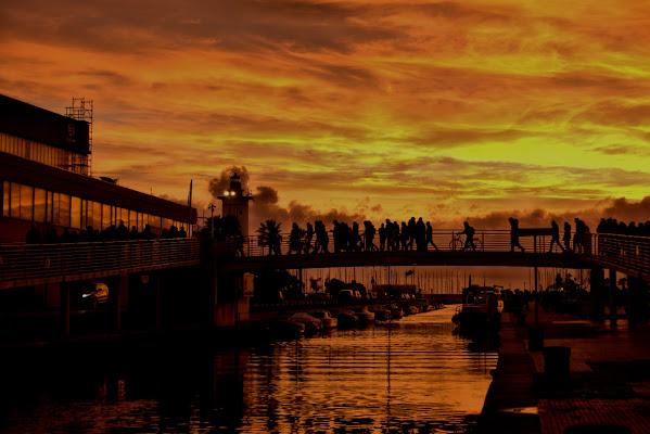 tramonto viareggino di ruggeri alessandro