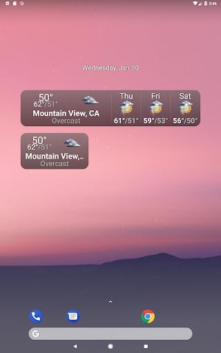 Palmary Weather screenshot 14
