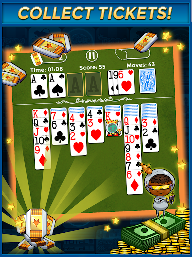 Solitaire - Make Money Free  gameplay | by HackJr.Pw 8