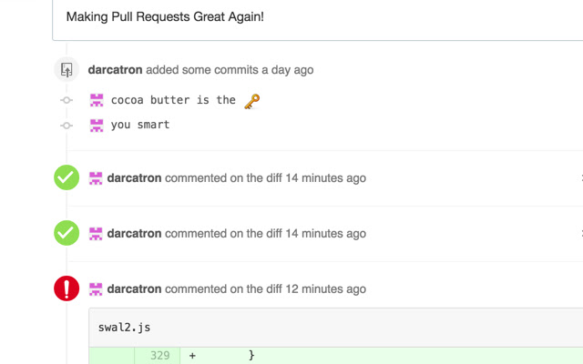 GitHub Pull Request Enhancement Suite