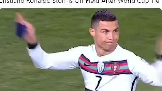 Asisten Wasit yang Anulir Gol Cristiano Ronaldo Resmi Dipecat - Bolasport.com