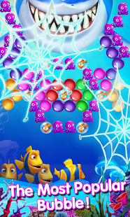 Bubble Shooter Ocean - náhled