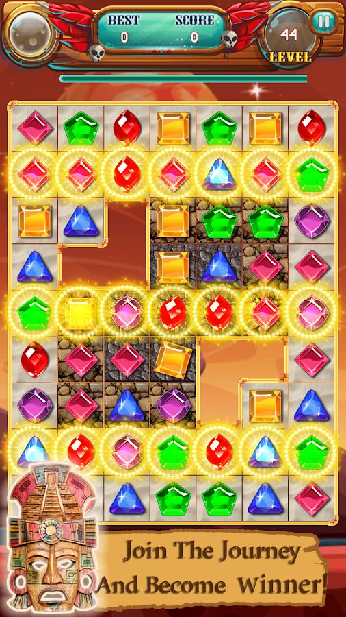 Jewels Deluxe Games