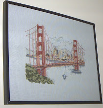 Photo: Mine too. Stitched b/c I went to San Francisco in 1997.