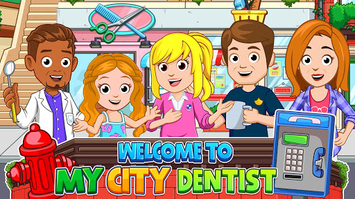 Screenshot for My City : Dentist visit in United States Play Store