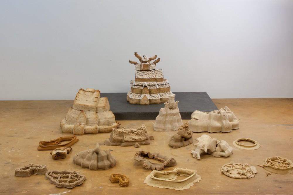 К Рождественским праздникам на 3D-принтере можно напечатать пряничный домик