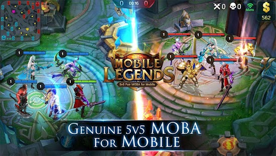Mobile Legend 5v5 Moba