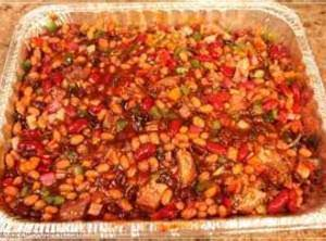 South Tx Style Bbq Baked Beans Recipe