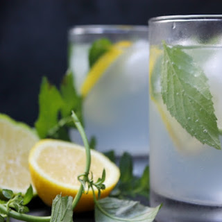 Lemon Lime Mojitos
