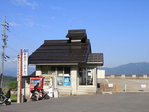 南海バス「サザンクロス」長野線 ・477 野沢温泉新田ターミナル_01