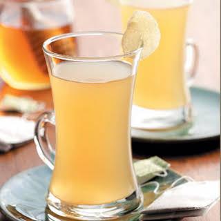 Ginger Tea Drink.