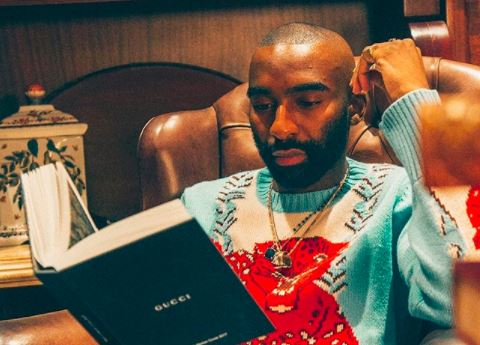 Rapper Riky Rick may be taking a break from music, but he's still interested in helping young talent find their way.