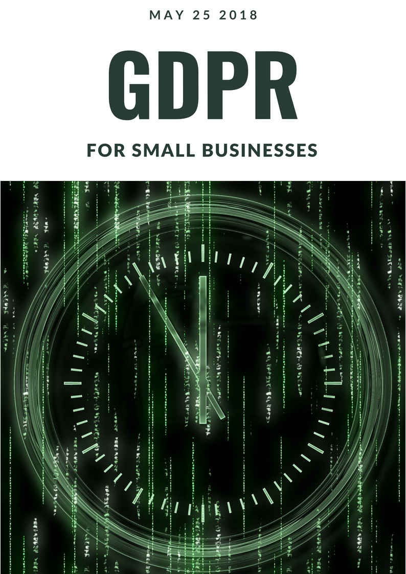 Get My Free GDPR eBook