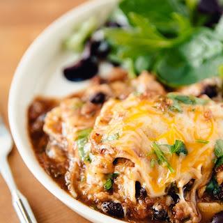 Mexican Skillet Lasagna.