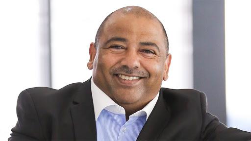 Openserve CEO Alphonzo Samuels.